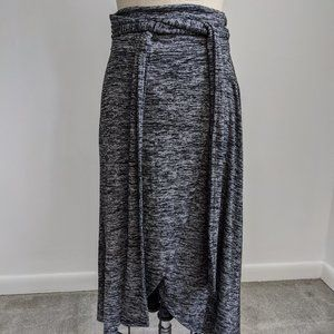 NWT Gap knit full-wrap skirt